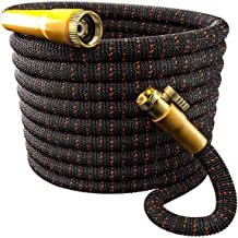 TBI Pro Garden Hose Expandable and Flexible – Super Durable 3750D Fabric | 4-Layers..