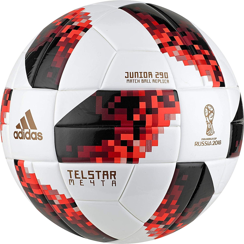 casual Cantidad de dinero el propósito  adidas FIFA Fussball-weltmeisterschaft Knockout Junior Balón de fútbol,  Hombre: Amazon.es: Deportes y aire libre