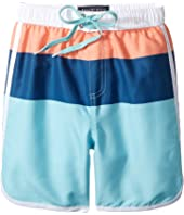 Toobydoo - Bondi Beach Swim Shorts (Infant/Toddler/Little Kids/Big Kids)