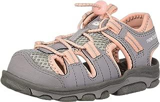 Unisex-Kid's Adirondack Sandal Sport, Pink/Grey, P12 M US Little Kid