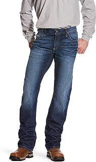Fr M5 Slim Durastretch Stackable Straight Leg Jean-Men's...