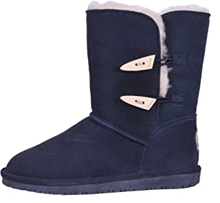 Best womens navy boots size 6 Reviews