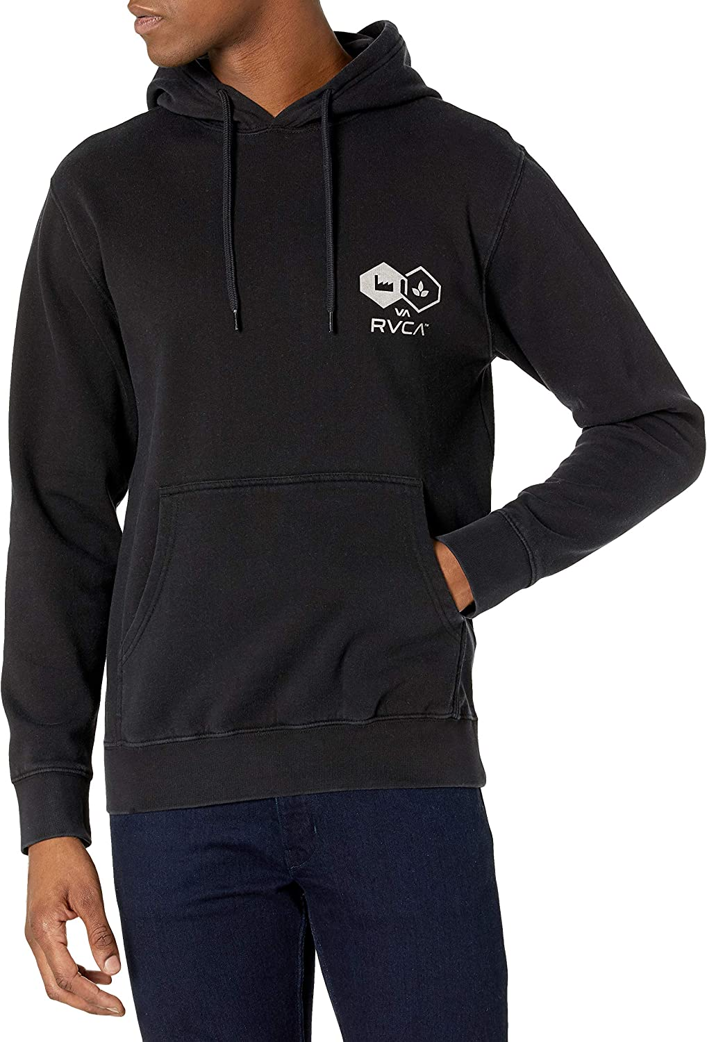 RVCA Credence Men's Maghurst Sweatshirt Fees free!! Hooded