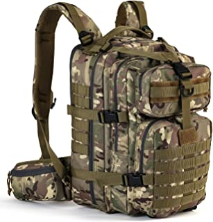 Gelindo Military Tactical Backpack, Army Molle Bag, Small...