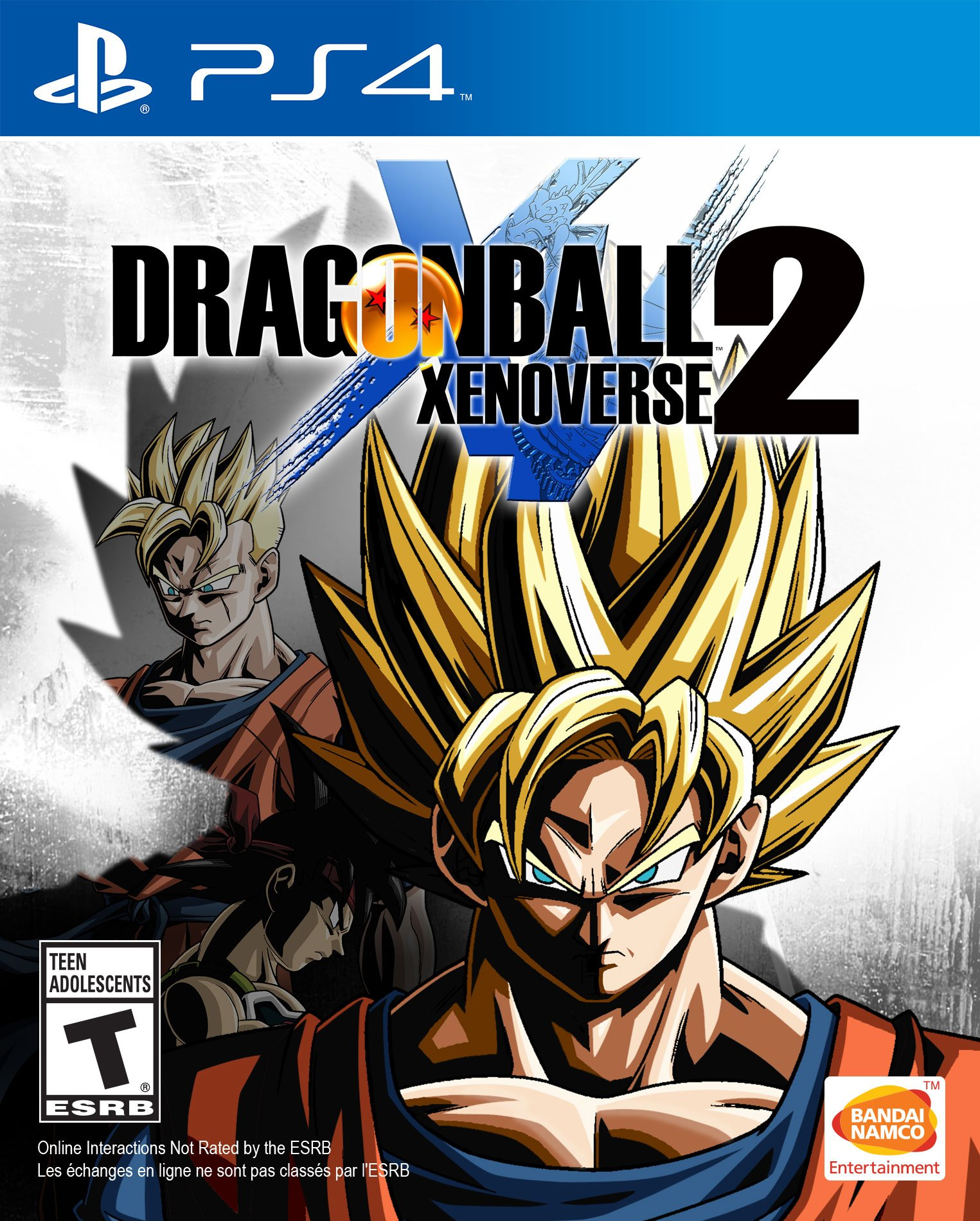 Dragon Ball Xenoverse PlayStation Standard 4