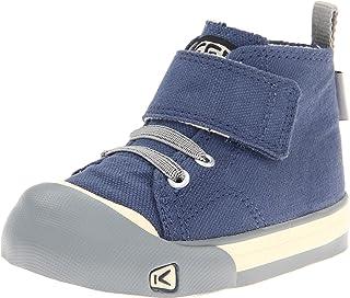 KEEN Coronado High Top Canvas Shoe (Toddler/Little Kid)