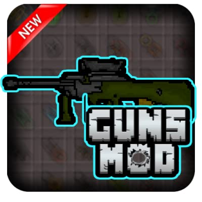Guns MOD for PE from Blocky Addons