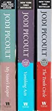 Jodi Picoult 3 Book Set: Vanishing Act, The Tenth Circle, My Sister's Keeper