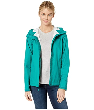 The North Face Venture 2 Jacket (Everglade) Women