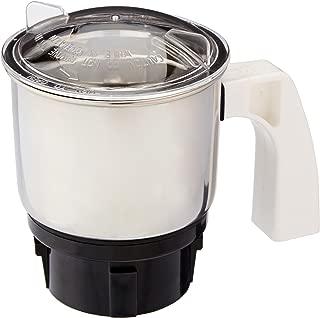 Preethi 0.4L Chutney Jar for Eco Plus/Chef Pro and Blue Leaf, 0.4-Liter