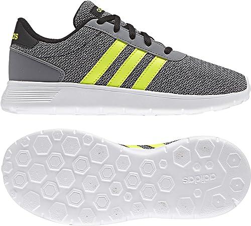 Adidas Lite Racer K, Chaussures de Tennis Mixte Enfant