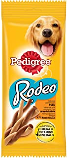 Pedigree Rodeo Chicken, Dog Treats, 4 Sticks, 70 gm