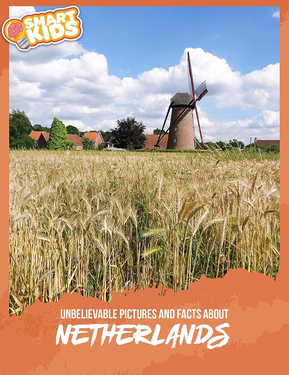 通知する対人キッチンUnbelievable Pictures and Facts About Netherlands (English Edition)