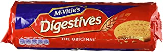 McVitie's Digestive Biscuits, 400 g (14.1 oz.) Packages (Pack of 7)