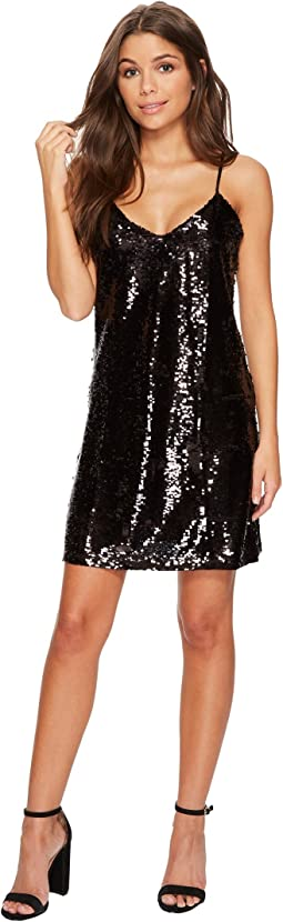 Obey - Bigby Sequin Dress