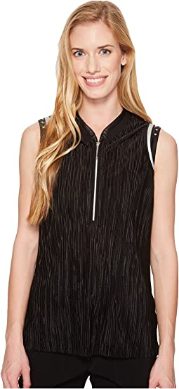 Jamie Sadock - Crunchy Textured Sleeveless Top