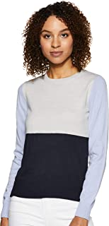 Marks & Spencer Women's Cardigan (T38/1502D_Blue Mix_12)