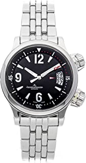 Master Compressor Mechanical (Automatic) Black Dial Mens Watch Q1728170 (Certified Pre-Owned)