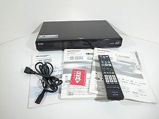 シャープ 320GB 1チューナー ブルーレイレコーダー AQUOS BD-HDS63