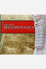Ancient Mesopotamia Encadernação para biblioteca