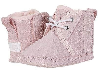 UGG Kids Baby Neumel (Infant/Toddler) (Seashell Pink) Girl
