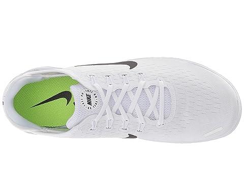Negro Nike RN 2018 Blanco Free q1Yx1z