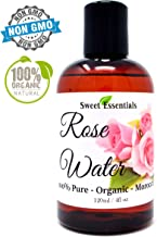 Best pure rose water Reviews