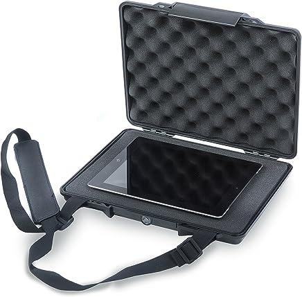 7ac5921280 Étui étanche avec Mousse pour Tablette Étanchéité IP67 Résiste à la  poussière, aux Chocs,