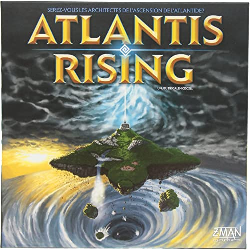 [UK-Import]Atlantis Rising