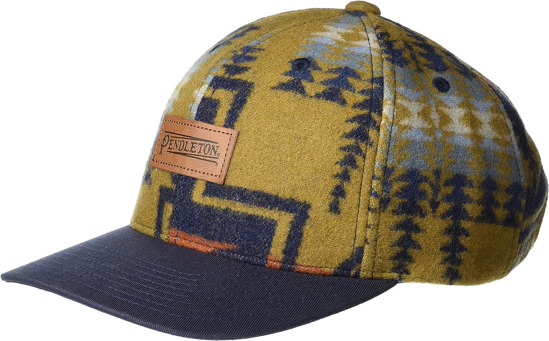Pendleton Adjustable Wool Hat