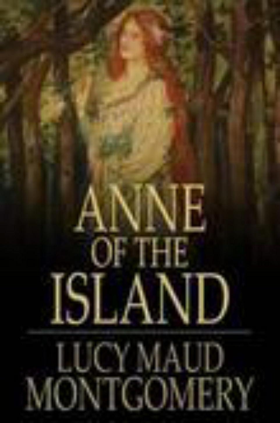 サイドボード標準ベアリングAnne of the Island (English Edition)