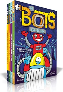 The Bots Collection: The Most Annoying Robots in the Universe; The Good, the Bad, and the Cowbots; 20,000 Robots Under the...