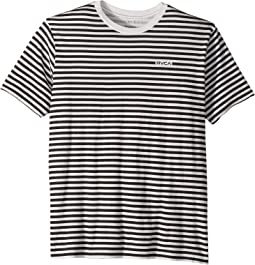 House Stripe Short Sleeve