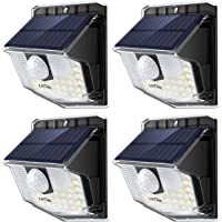 4 Pack LITOM Lite 30 LED Solar Lights