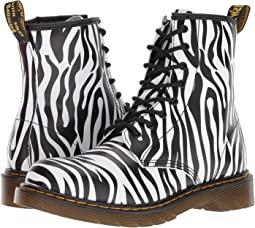 Dr. Martens Kid's Collection - Delaney ZBR (Big Kid)