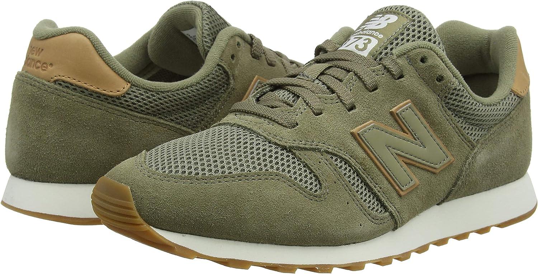 New Balance Ml373cvg, Sneaker Uomo, Verde (Covert Green/Veg Tan ...