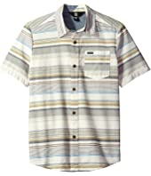 Volcom Kids - Rambler Short Sleeve Shirt (Big Kids)