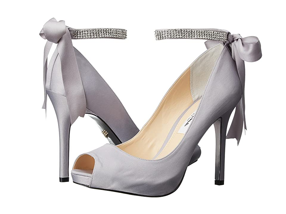 Nina KAREN (Royal Silver) High Heels
