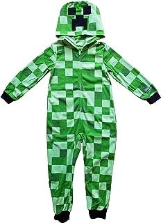 minecraft creeper union suit