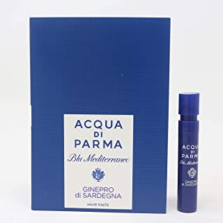 Acqua Di Parma Blu Mediterraneo Ginepro di Sardegna .04 oz / 1.2 ml edt Mini Vial Spray