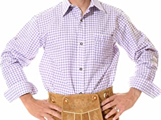 Lederhosen Shirt, Oktoberfest Shirt, Tracht Shirt, German Shirt Purple