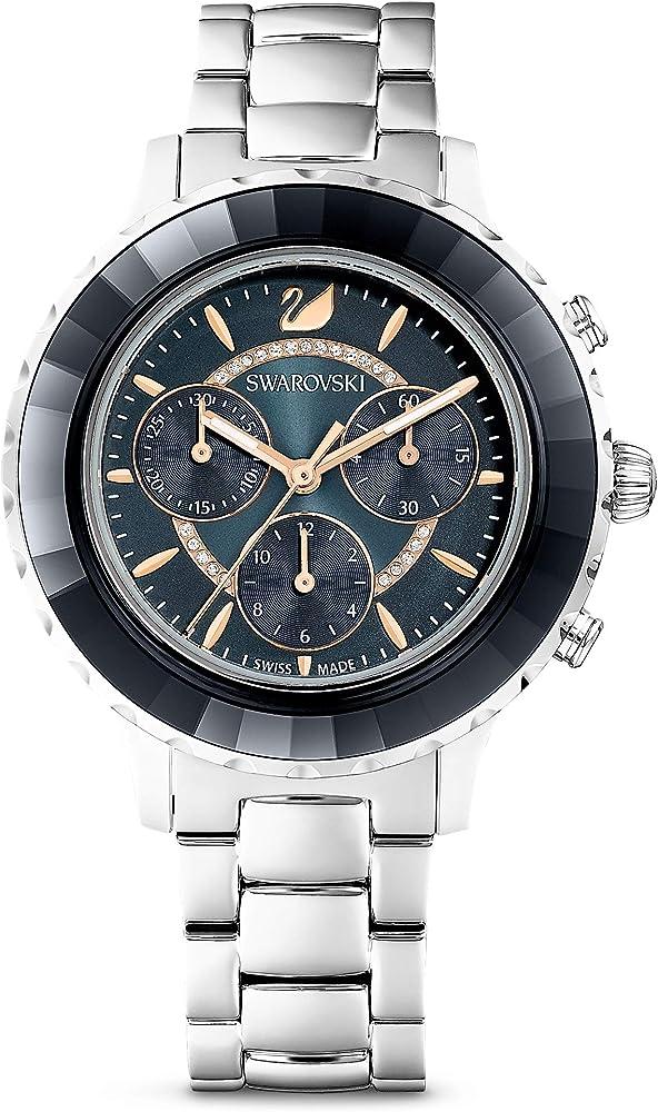 Swarovski octea orologio da donna in acciaio 5452504