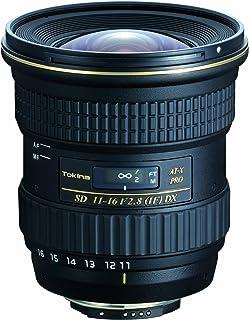 Tokina T5111601 - Objetivo para cámaras AT-X 11-16mm/f2.8 Pro DX Canon Gran Angular para cámaras APS-C