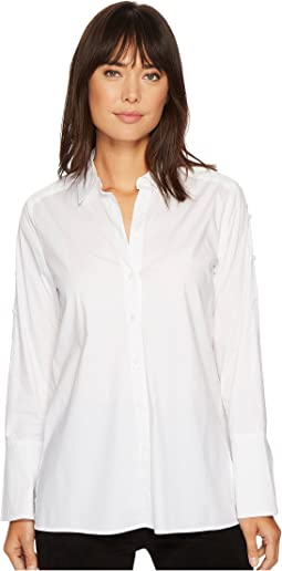 NYDJ - Button Bell Sleeve Shirt