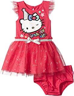 Hello Kitty Tutu Dress For 1 Year Old