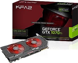 KFA2 70ISH6DHM9XK - Tarjeta gráfica (GeForce GTX 1070 Ti, 8 GB, GDDR5, 256 bit, 7680 x 4320 Pixeles, PCI Express 3.0)