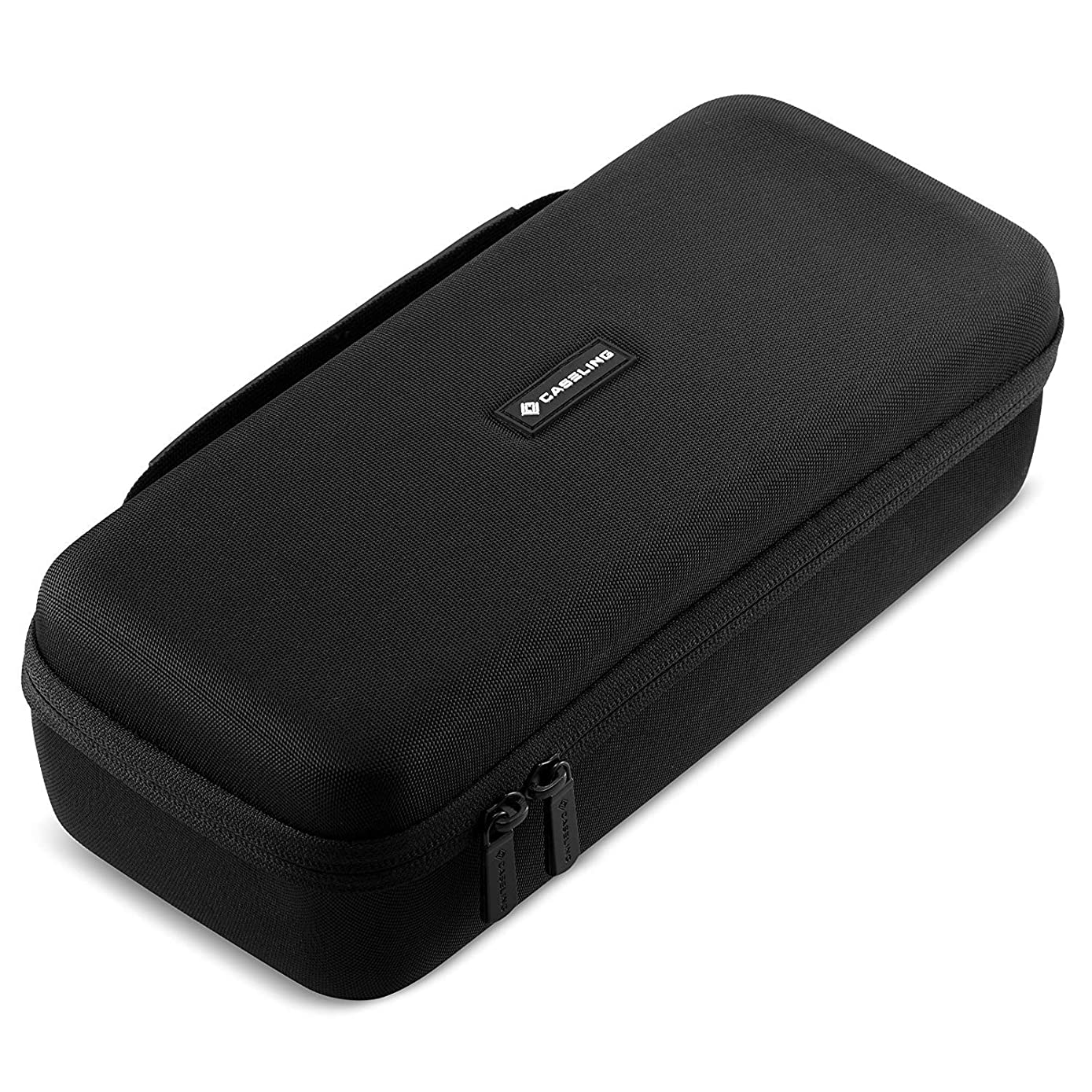 Caseling Hard Case - Compatible with G3500 6V/12V 3.5A UltraSafe Smart Battery Charger - with Mesh Pocket for Accessories