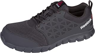Men's Rb4039 Sublite Cushion Safety Toe Athletic Work Shoe Industrial
