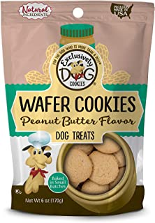 Exclusively Pet Wafer Cookies