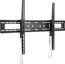 VIVO Black Extra Large Heavy-Duty 60 to 100 inch LCD LED Curved and Flat Panel Screen   TV Wall Mount Bracket with Max 900x600mm VESA (MOUNT-VW100T)
